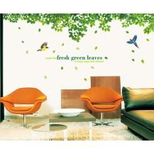Интерьерная наклейка на стену Сад (AY233AB)