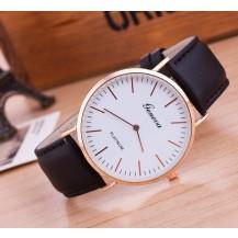 Мужские наручные часы Geneva Platinum черные
