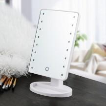 Зеркало с подсветкой LED Белое