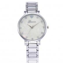 Часы женские Geneva Серебристые 116-1