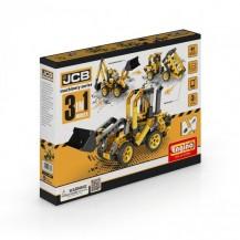 Конструктор серии JCB 3 в 1 – Строительные машины от Engino - под заказ