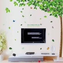 Интерьерная наклейка на стену Дерево AY231A