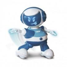 Интерактивный робот DISCOROBO – ЛУКАС (танцует, озвуч. укр. яз., синий) от DiscoRobo - под заказ