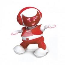 Интерактивный робот DISCOROBO – АЛЕКС (танцует, озвуч. укр. яз., красный) от DiscoRobo - под заказ