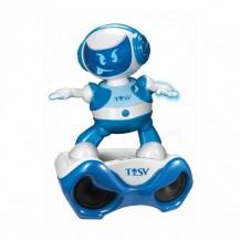 Набор с интерактивным роботом DISCOROBO – ЛУКАС ДИДЖЕЙ (робот, MP3-плеер с колонками, танцует, озв.) от DiscoRobo - под заказ