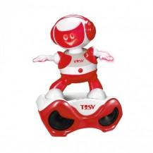 Набор с интерактивным роботом DISCOROBO – АЛЕКС ДИДЖЕЙ (робот, MP3-плеер с колонками,  танцует,озв.) от DiscoRobo - под заказ