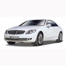 Автомодель - MERCEDES-BENZ CL-550 (ассорти белый, черный, 1:32)