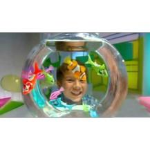 Интерактивная рыбка Ангел - Robofish с подсветкой